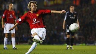 Man United Icon: David Beckham