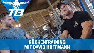 Rückentraining mit David Hoffmann