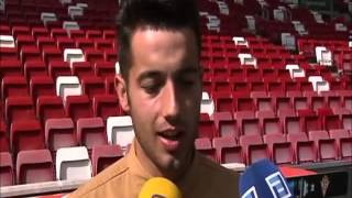 Jony, la distancia con el Sporting y el halago de Pepe Mel