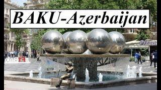 Azerbaijan/Baku/2017 (Nizami Küçəsi-Street) Part 6