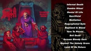 DEATH - 'Scream Bloody Gore' (Full Album Stream)