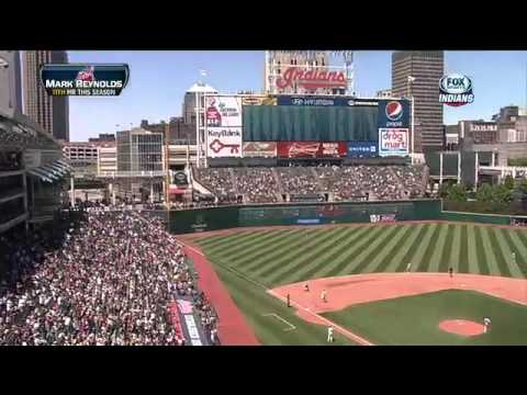 2013/05/09 Reynolds' two-run homer