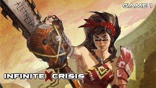 Infinite Crisis: Game 1 - Atomic Wonder Woman