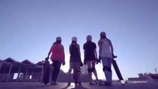 Longboard Girls Crew vs Josef Ajram