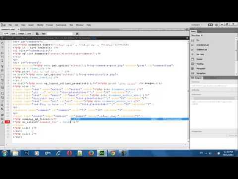 اموزش طراحی قالب وردپرس (جلسه شانزدهم) | redwp.ir
