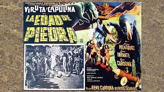 Capulina: La Edad de Piedra  - Película Completa