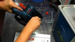 Bosch GKM 18 V-LI und FSN
