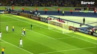 Brazil 1-0 Croatia (HD-World Cup 2006) Goal kakaᴴᴰ