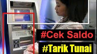 Cara Menggunakan ATM BRI (Live)