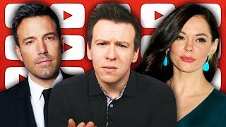 WOW! Huge Accusations Against Ben Affleck in Harvey Weinstein Abuse Scandal Revealed and More…