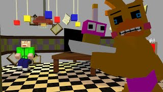 Jacksepticeye minecraft ANIMATED: Five Nights At Freddy's 2