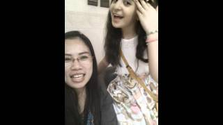 Beautiful saudi girl talk Filipino