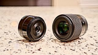 Which Sigma 30mm is Best? f/1.4 vs f/2.8 Comparison