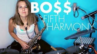 Fifth Harmony - BO$$ (BOSS) - [Ali Spagnola cover]
