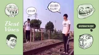 best funn Chinese funny videos Prank