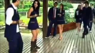 Rebelde Brasil - Carla dança com Binho
