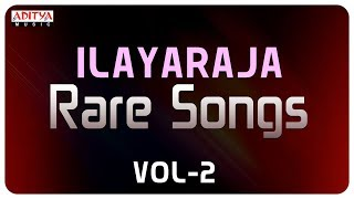 Ilayaraja Telugu Rare Songs|| Telugu Hit Songs || Jukebox (Vol - 1)