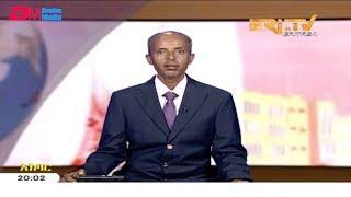 ERi-TV, Eritrea - Arabic Evening News for April 24, 2019
