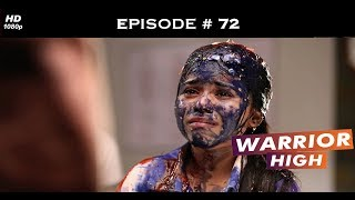 Warrior High - Episode 72 - Angela Fernandes enters Warrior High