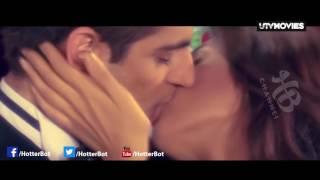 Mallika Sherawat SUCKING KISS 1080p 1 of 2 Literally eating his lips  HOT SMOOCH