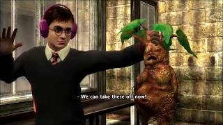 Harry Potter and the Order Of the Phoenix Full Movie Based Game Part 2 of 3 HD
