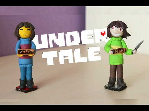 Xxx Mp4 Undertale Frisk And Chara Polymer Clay Tutorial 3gp Sex