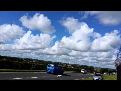 Culdrose Air Day 2015 Mig 29 Practice Display 29th July