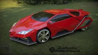 New Lamborghini 2017 2018 designed by makulaa