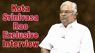 Kota Srinivasa Rao Opens up in an Exclusive Interview || Vanitha TV