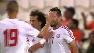 UAE vs Timor Leste: 2018 FIFA WC Russia & AFC Asian Cup UAE 2019 (Qly RD 2)