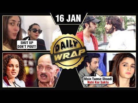 Ranbir CANCELS Engagement With Alia, Kangana Slams Karan Johar, Bharat Teaser | Top 10 News
