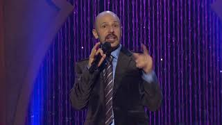 """Persian Like The Cat"" - Maz Jobrani (Brown & Friendly)"