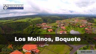 Venta de nuevas casas de entrega inmediata en Los Molinos. Boquete, Chiriquí . 6981.5000