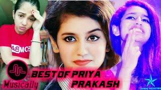 Musically Videos On Priya Prakash Varrier|Best Musically Videos On Priya p Varrier | India's Crush|