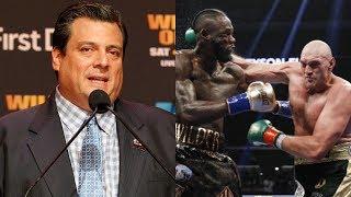 WBC PRESIDENT ON WILDER-FURY DOUBTS, WHYTE-BREAZEALE, JARRELL MILLER & CLEAN BOXING PROGRAM
