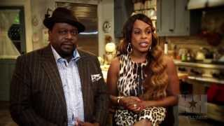 Why Niecy Nash And Cedric The Entertainer Are Calling 'The Soul Man' Hot Fire - HipHollywood.com