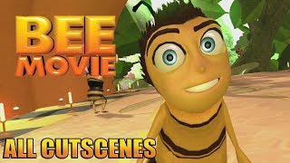 Bee Movie Game Movie ( All Cutscenes )