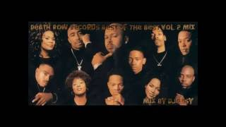 Death Row Records Best Of The Best Of All Times Volume Two  Mega Mix By Djeasy
