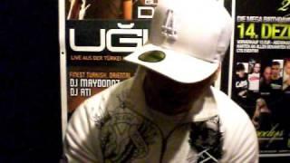 DJ LUNIS - FRANCISCO SHOUT OUT
