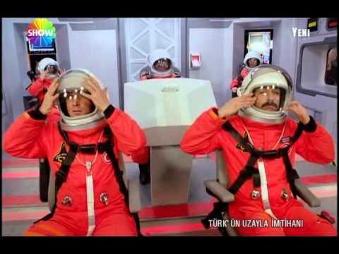 Hababam Uzay Türk ün Uzayla İmtihani 1. Bölüm Tek Parça Full HD
