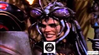 Power Rangers La Galaxia Perdida - Trakeena Ejecuta Su Plan Final