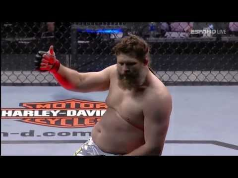MMA Roy Big Country Nelson 2013