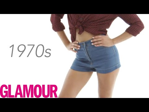 100 Years of Jeans Glamour