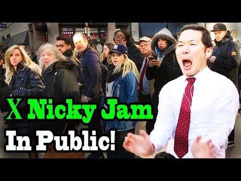 Xxx Mp4 Nicky Jam X J Balvin X EQUIS SINGING IN PUBLIC 3gp Sex