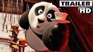 Kung Fu Panda 3 (2016) Tráiler Español Latino