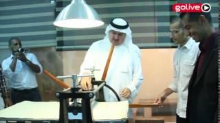 Zuhair Al Saeed Solo Art Exhibition
