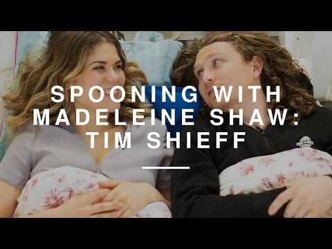 Xxx Mp4 Spooning With Madeleine Shaw Tim Shieff Wild Dish 3gp Sex