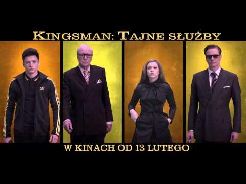 Kingsman: Tajne służby - spot TV #1