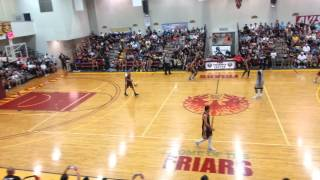 JR Smith and Gerald Green Game on Guam 1st Qtr.