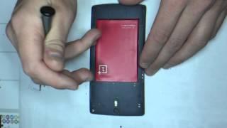 Tuto changement d'écran : OnePlus One